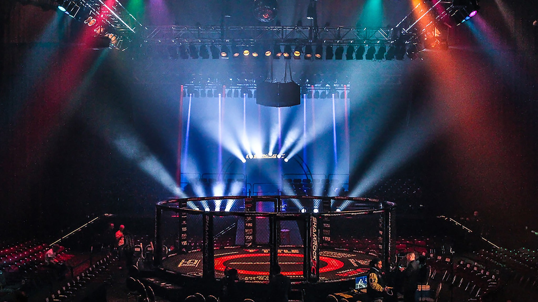 Shamrock FC Mixed Martial Arts at River City Casino & Hotel