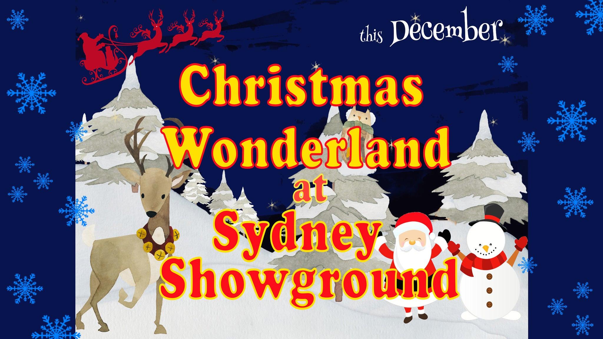 Christmas Wonderland at Macomb Center