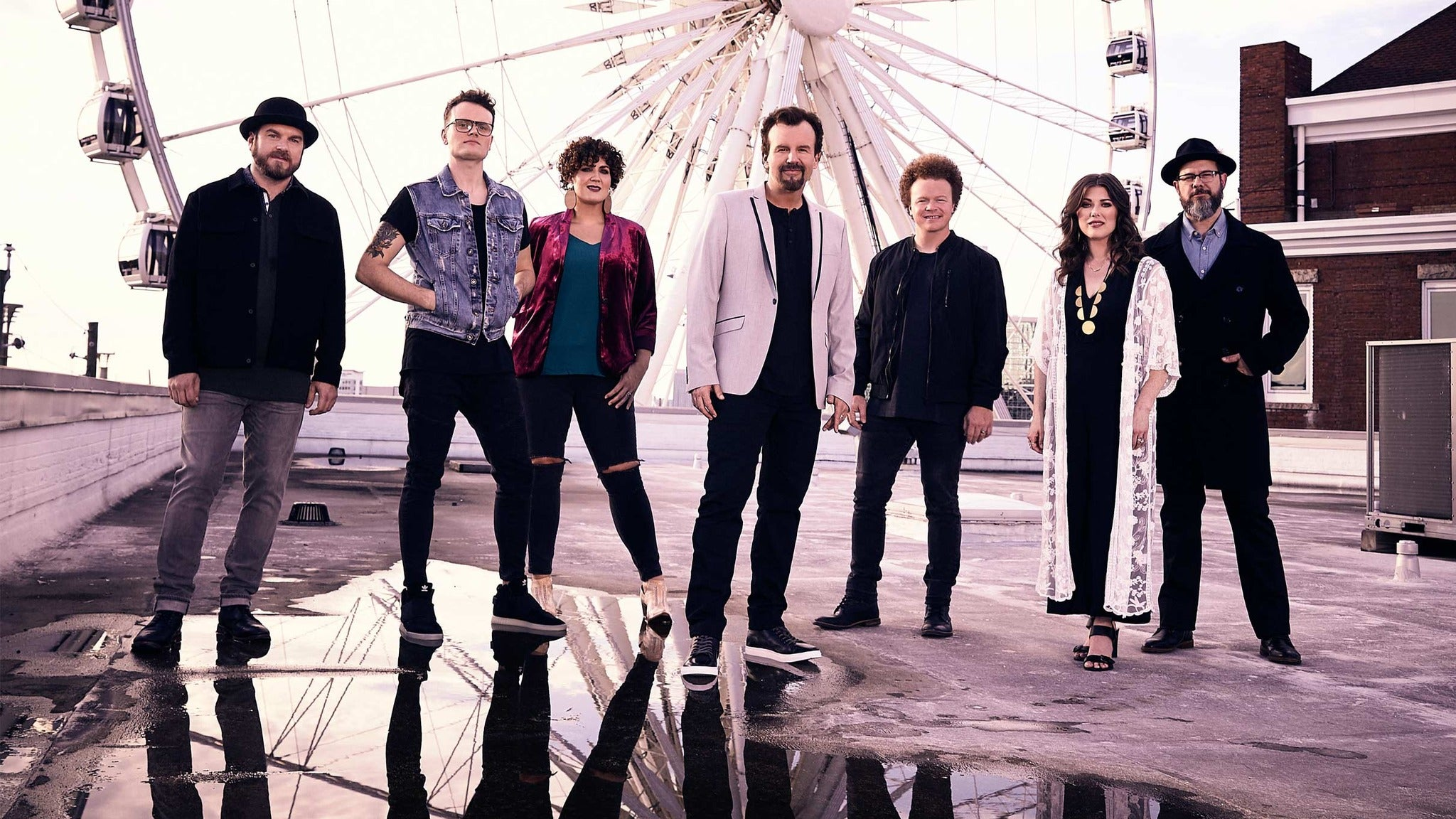 Casting Crowns - Only Jesus Tour Spring 2020