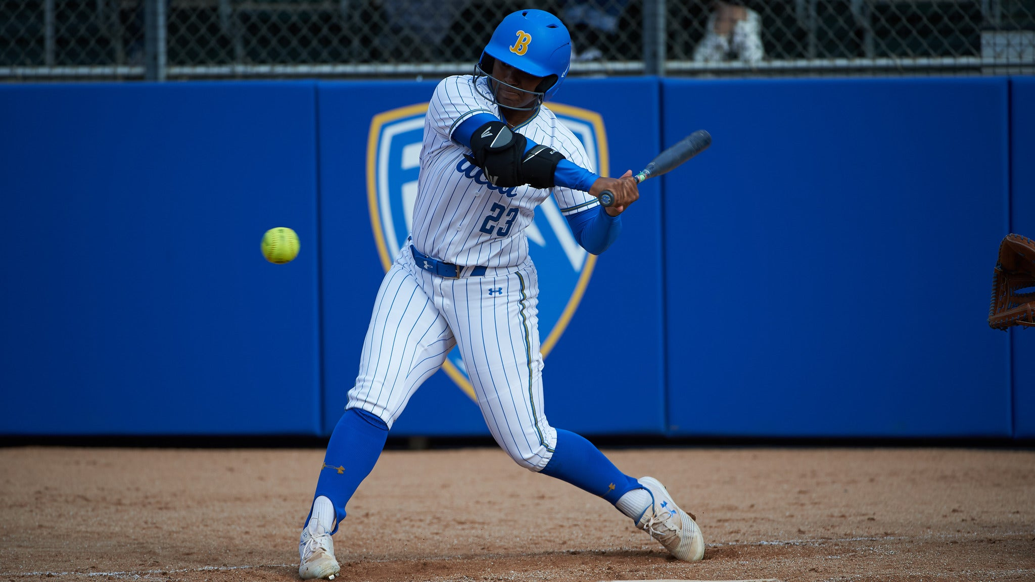 UCLA Bruins Softball v. Washington at Easton Stadium - Los Angeles, CA 90095