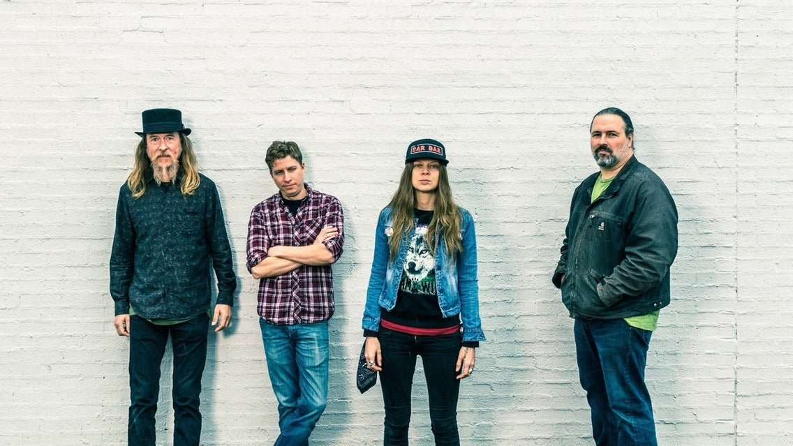 Sarah Shook & the Disarmers W/ Wildcat Rose