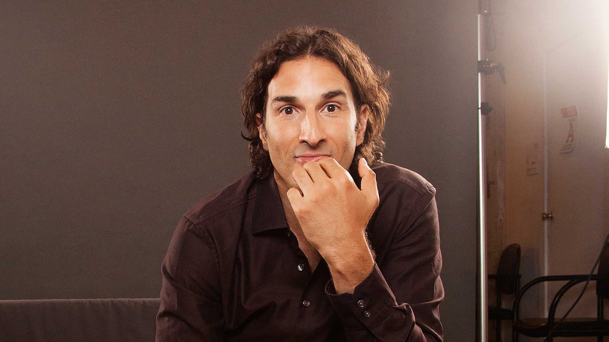 Gary Gulman at Wilma Theatre-MT