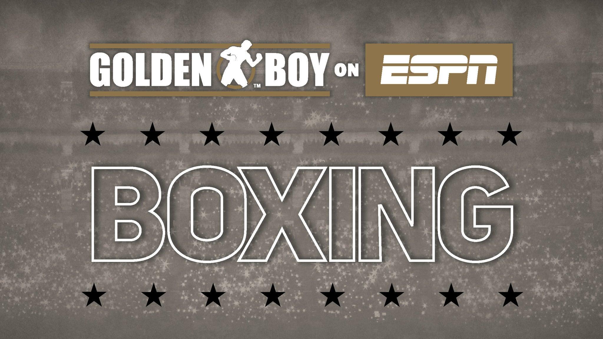 Golden Boy Boxing Series