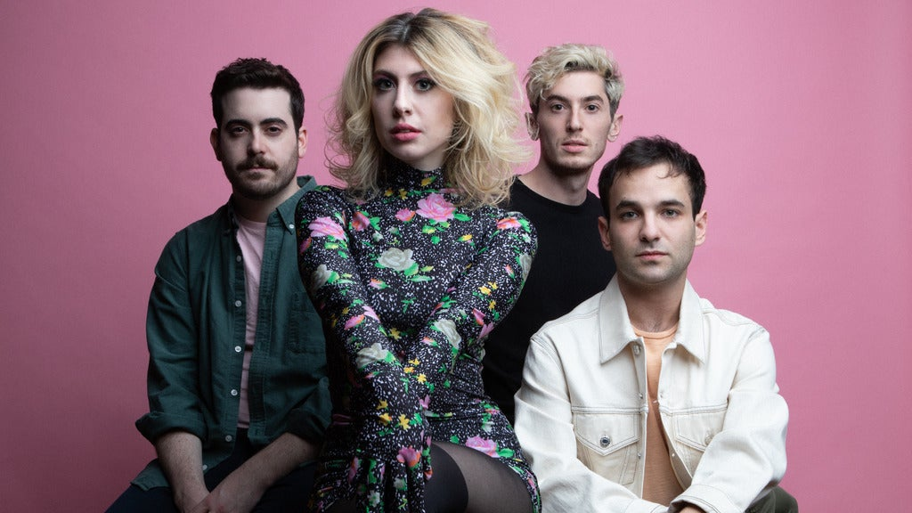 Hotels near Charly Bliss Events