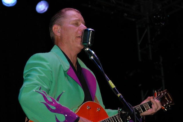 Reverend Horton Heat with: Supersuckers at Moxi Theater