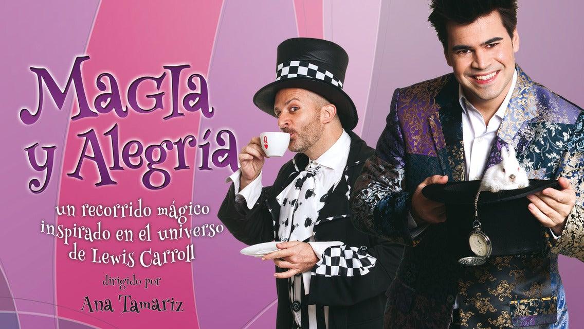 ¡Magia y alegría! live