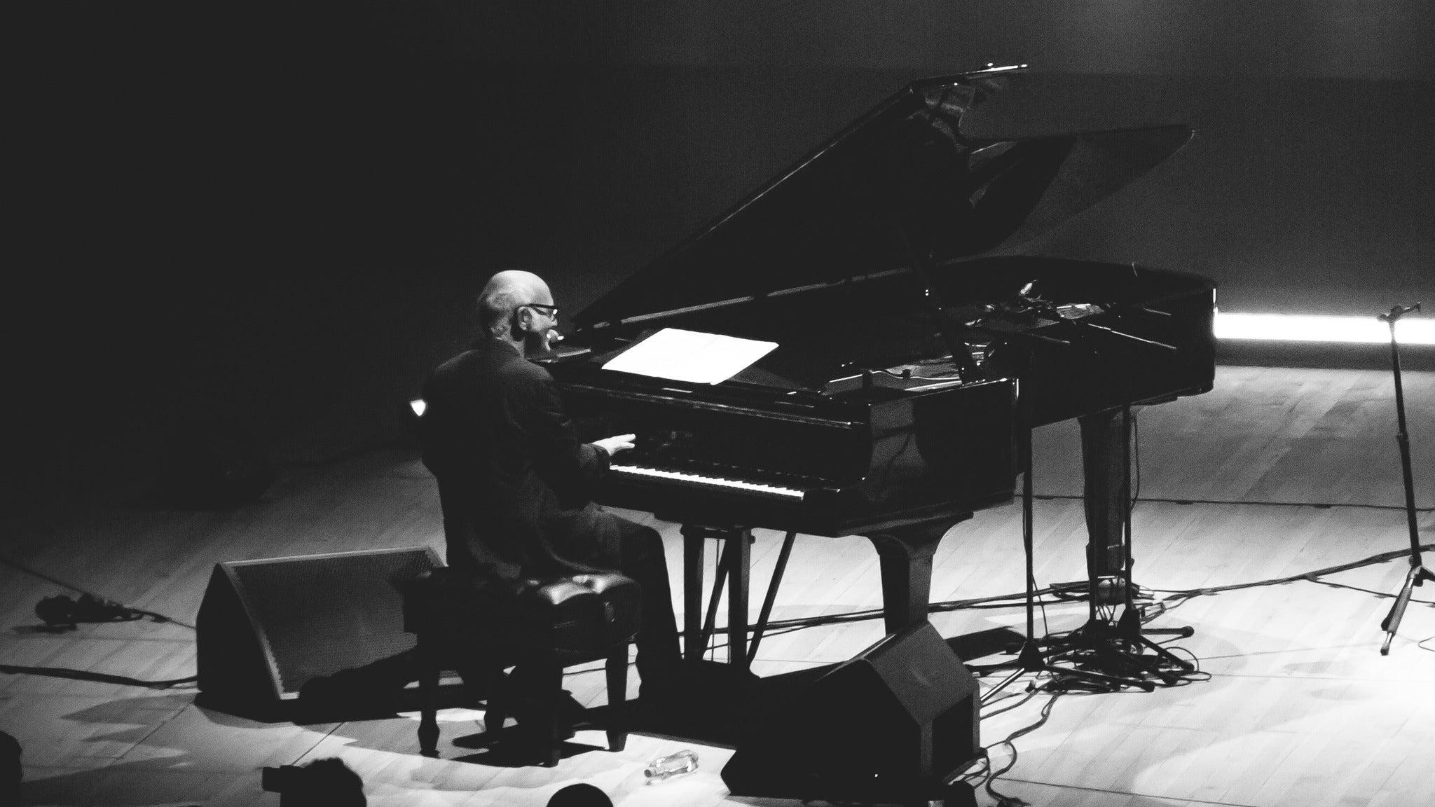 Ludovico Einaudi at Moore Theatre