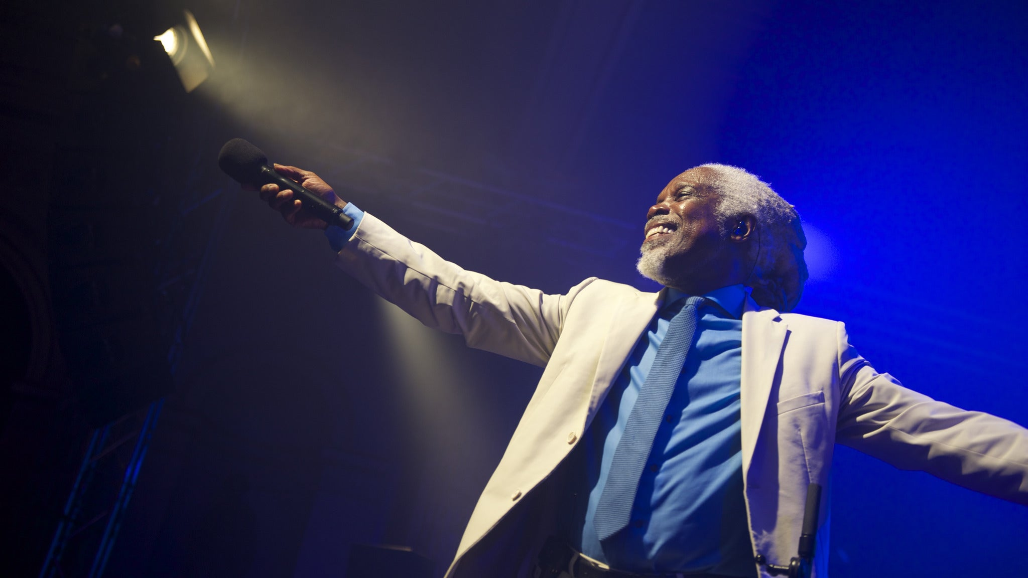 Billy Ocean at Island View Casino