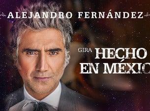 Alejandro Fernández - Hecho en Mexico