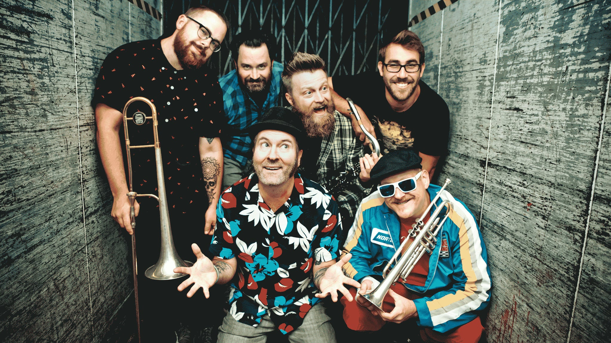 Reel Big Fish at Georgia Theatre