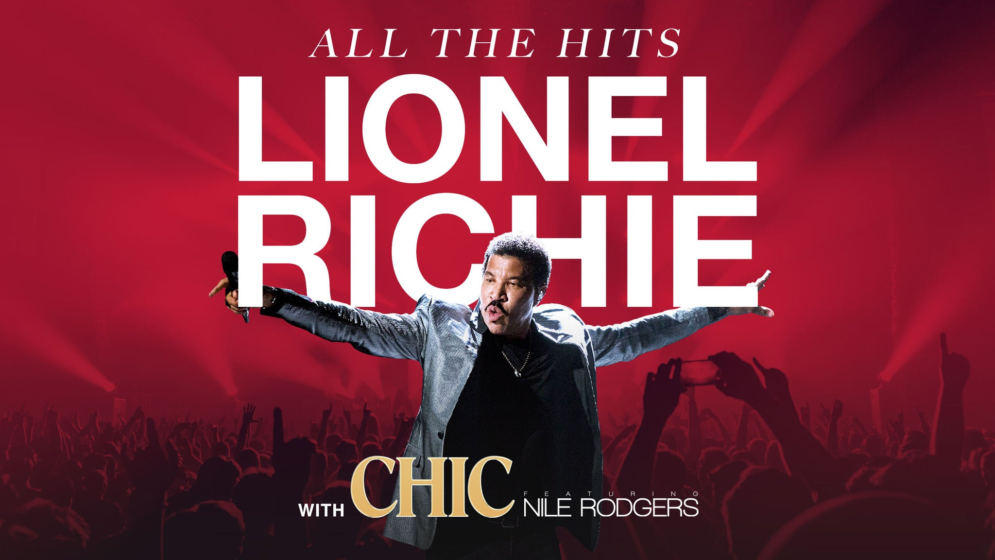 Lionel Richie at Neal S Blaisdell Arena