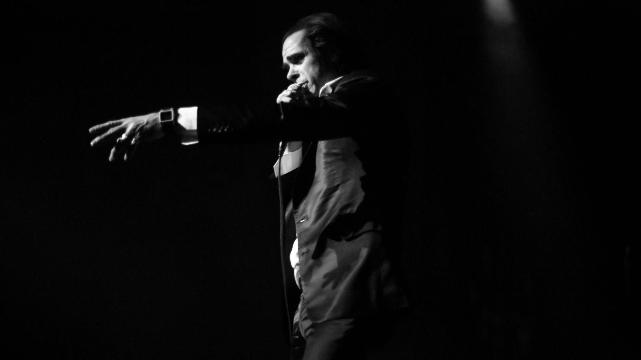 Nick Cave & the Bad Seeds at Greek Theatre-Los Angeles