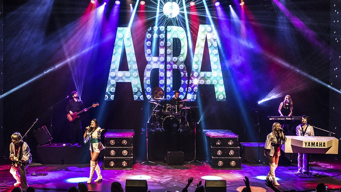 The ABBA Show tickets (Copyright © Ticketmaster)