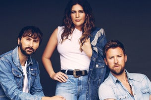Lady Antebellum (Check back often for presale and onsale information)