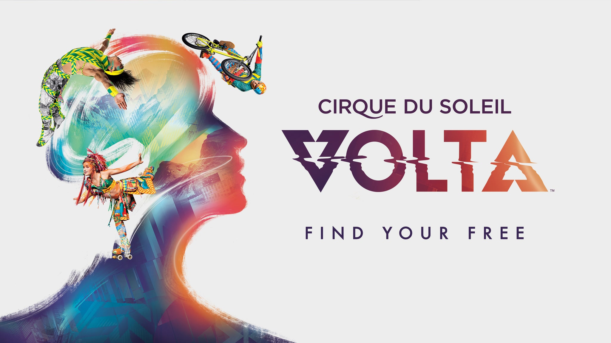Cirque du Soleil: Volta at Under The White Big Top - Denver