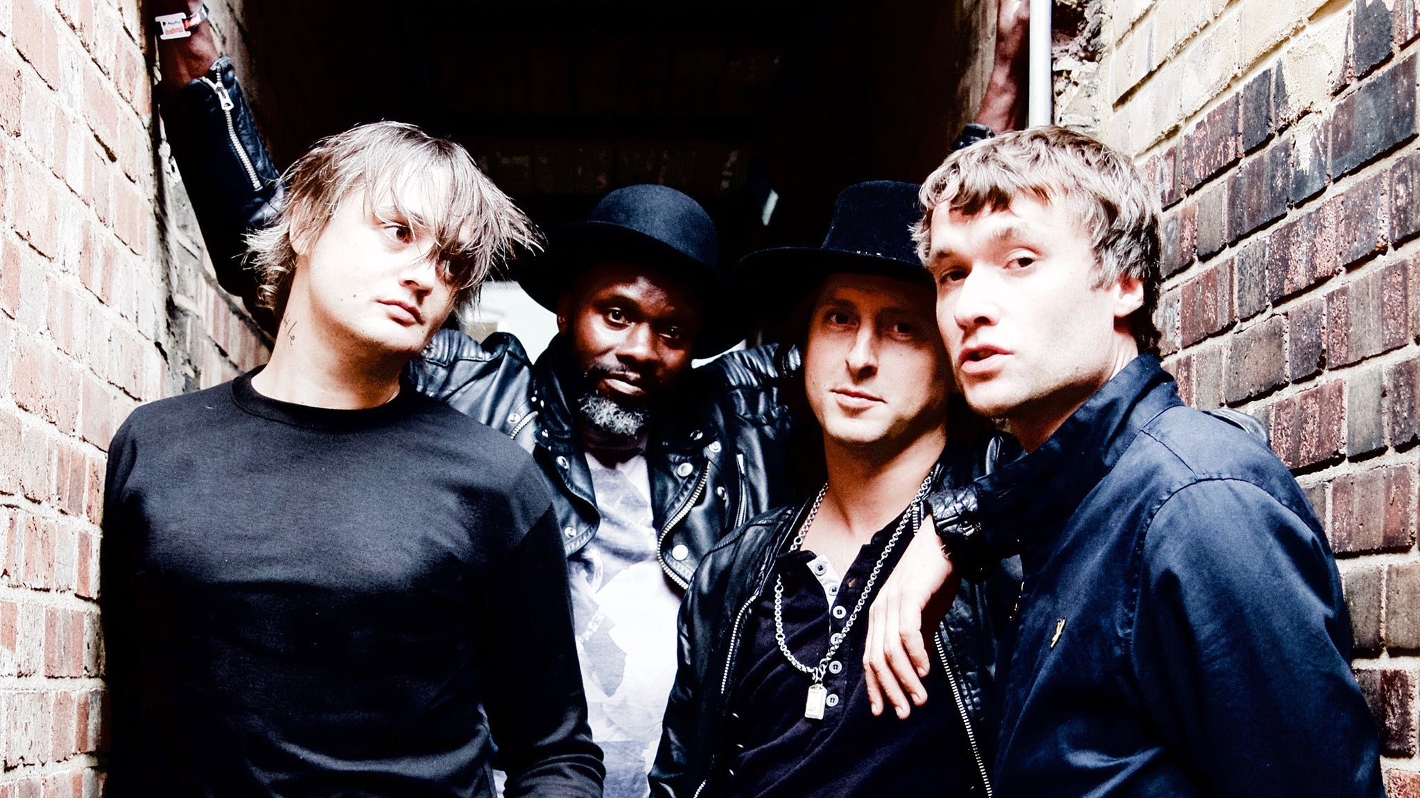 Galvanize Fest: the Libertines tickets (Copyright © Ticketmaster)