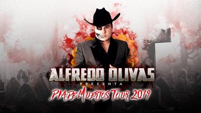 Alfredo Olivas at Microsoft Theatre LA Live