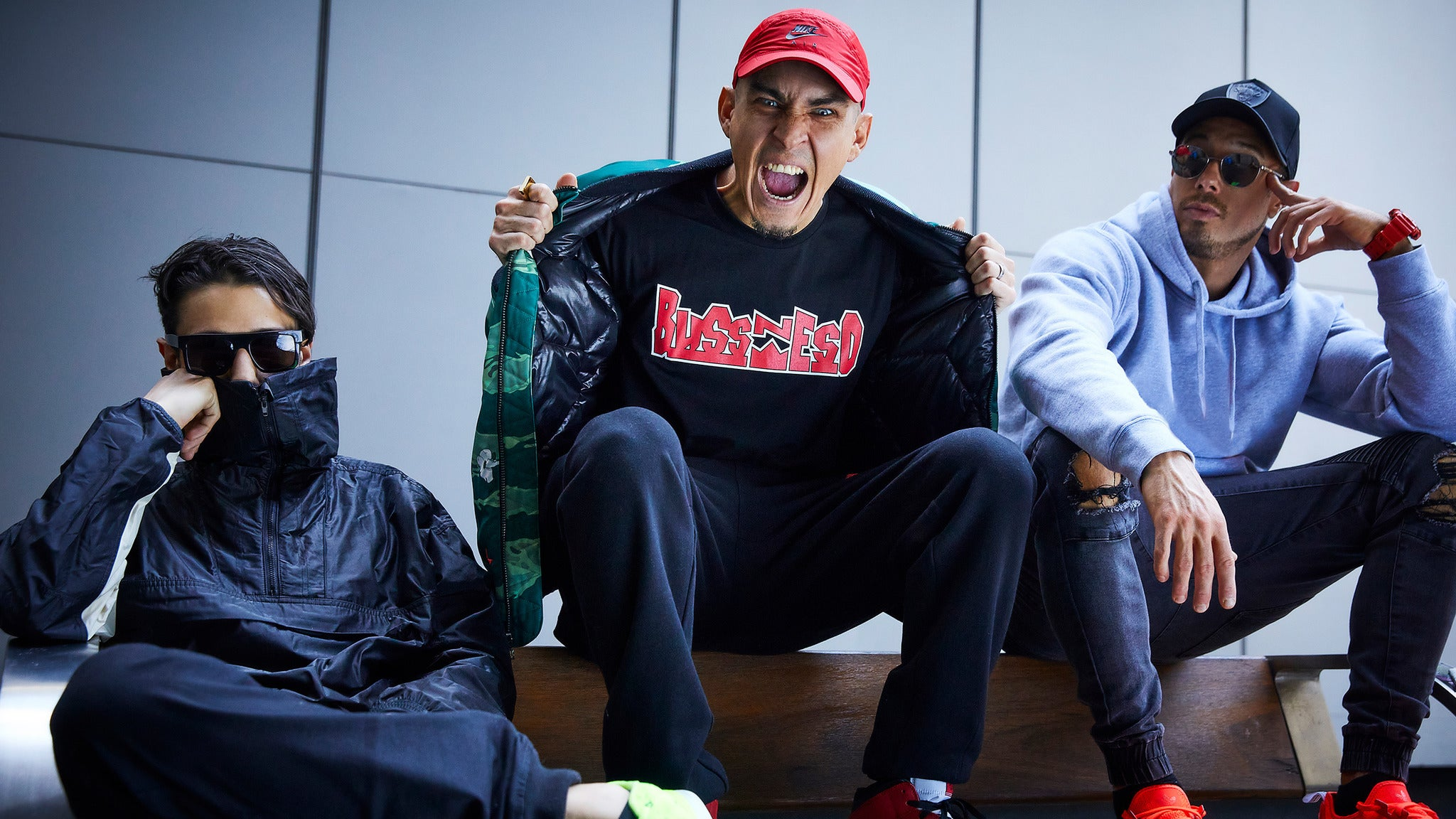 Image used with permission from Ticketmaster | BLISS N ESO - THE SUN TOUR (Mackay) tickets