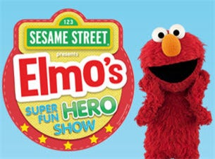 Sesame Street Live at CURE Insurance Arena
