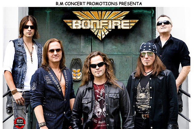 AC/DC Tribute by Bonfire at The Rose