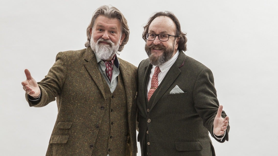 The Hairy Bikers tickets (Copyright © Ticketmaster)