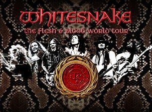 Whitesnake: The Flesh & Blood World Tour