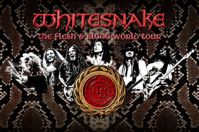 Whitesnake-The Flesh & Blood World Tour