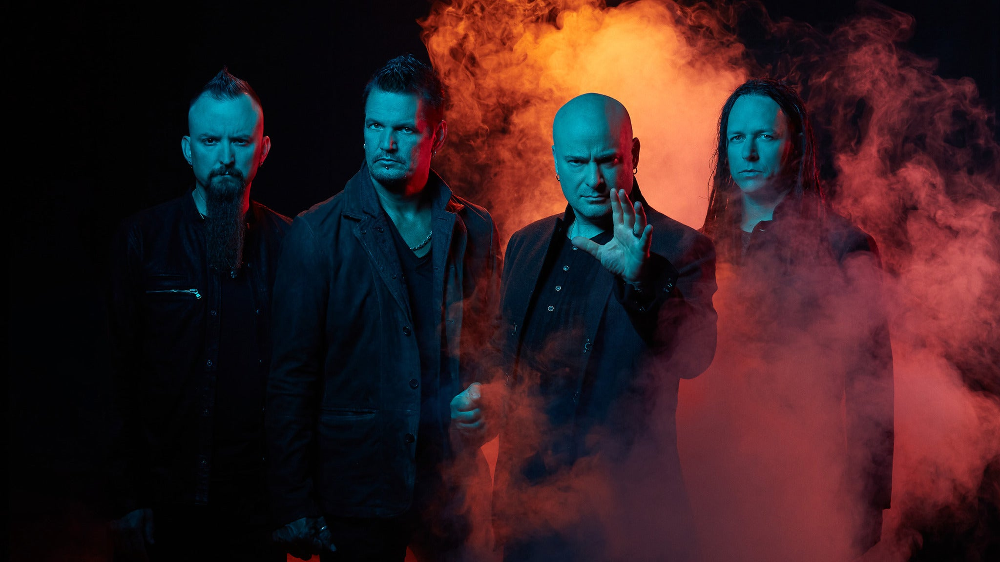 97.9 X Presents Disturbed: Evolution Tour