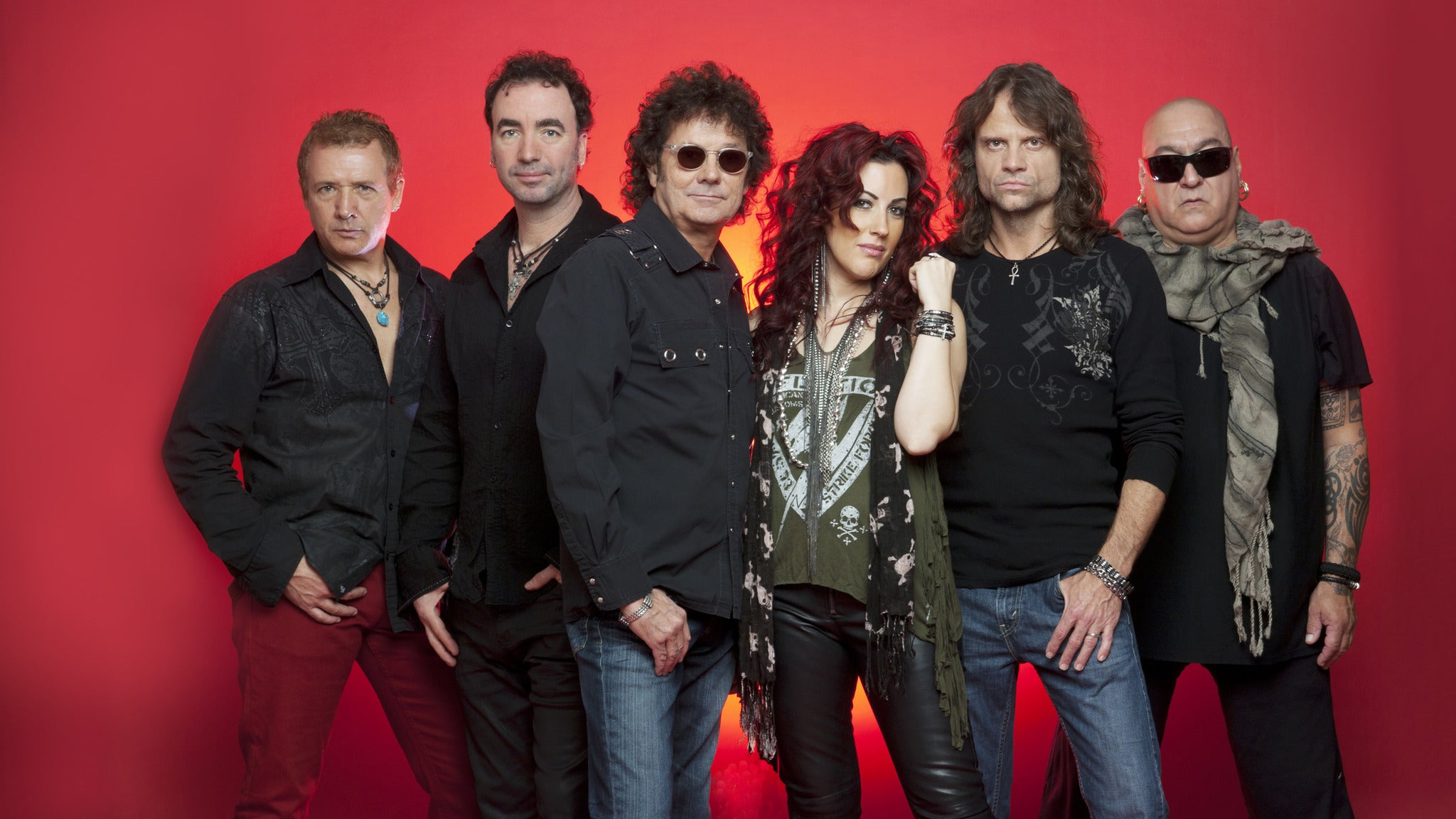 Starship Featuring Mickey Thomas with The Romantics