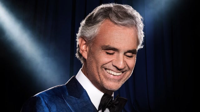 Andrea Bocelli // Dallas