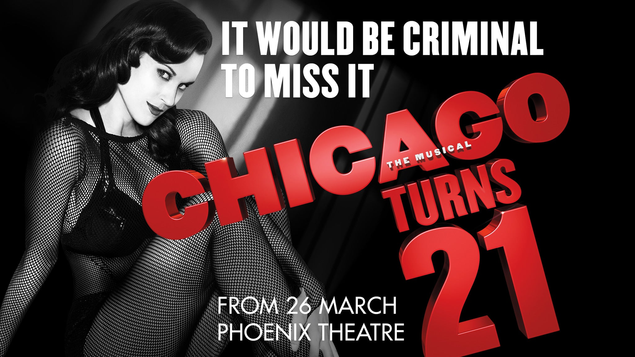 Chicago - The Musical at Times Union Perf. Arts-Moran