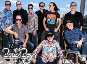 THE BEACH BOYS With Special Guest AMERICA
