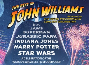 The Best of John Williams tickets | Copyright © Ticketmaster