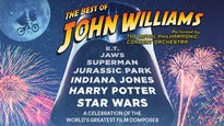 The Best of John Williams Seating Plans