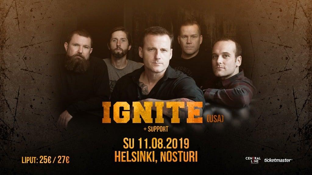 Hotels near Ignite Events