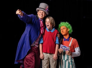 Plaza Theatrical Presents Willy Wonka