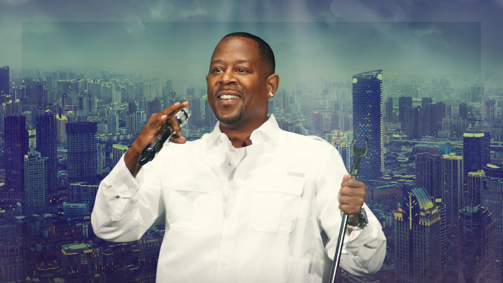 Martin Lawrence at Times-Union Ctr Perf Arts Moran Theater