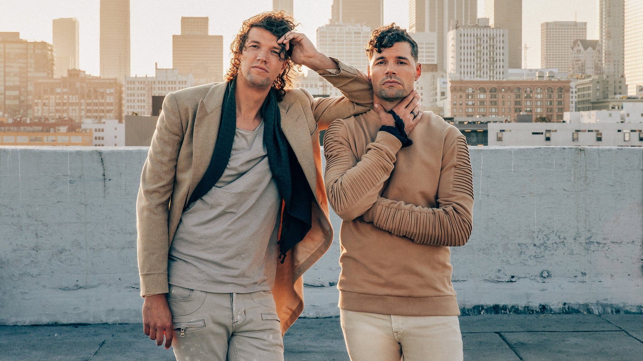 for KING & COUNTRY at Addition Financial Arena