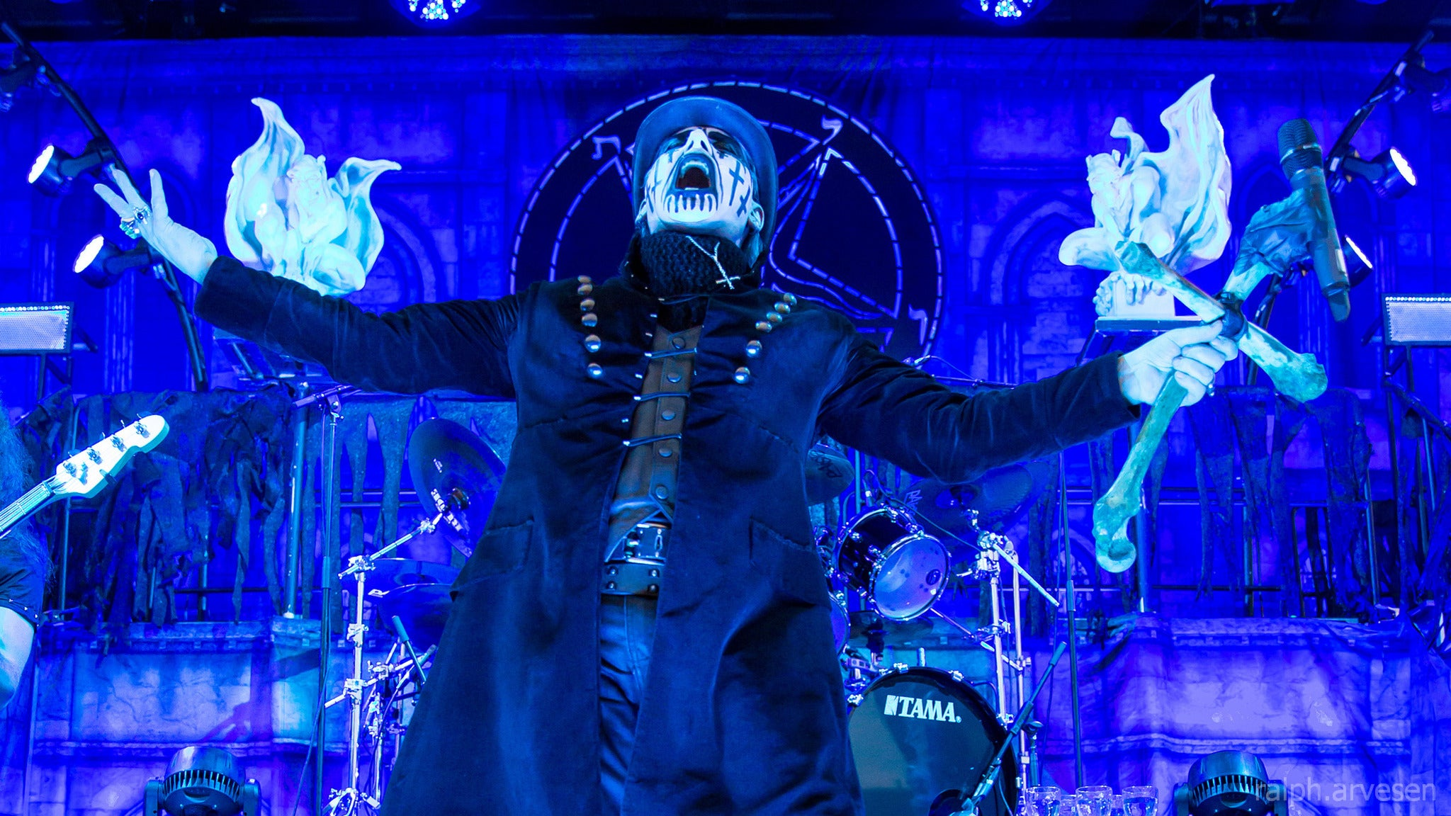 King Diamond w/ Uncle Acid and The Deadbeats