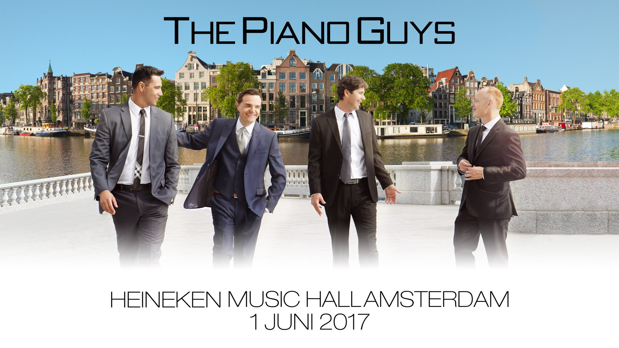 THEPIANOGUYS at Alabama Theatre