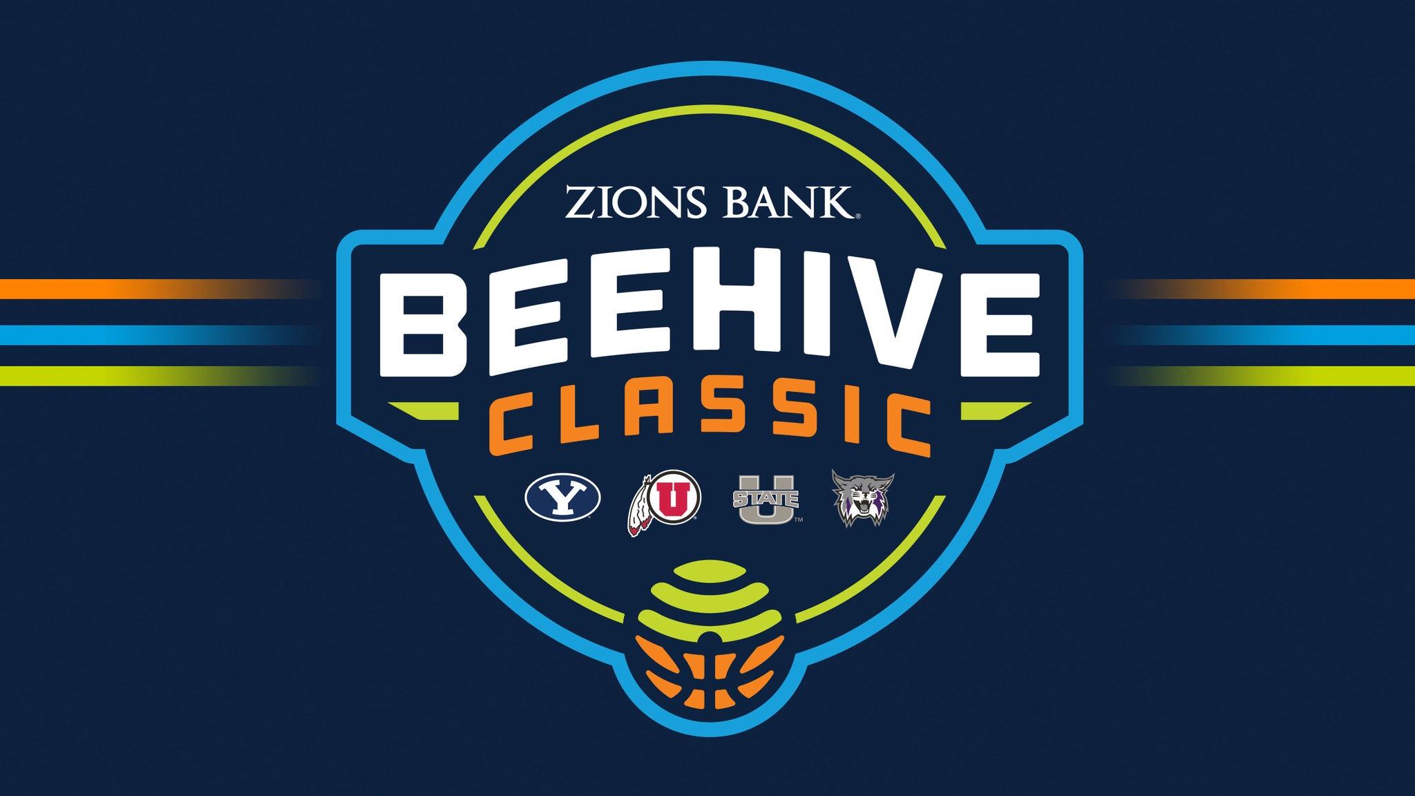 2019 Beehive Classic - BYU vs. Utah State