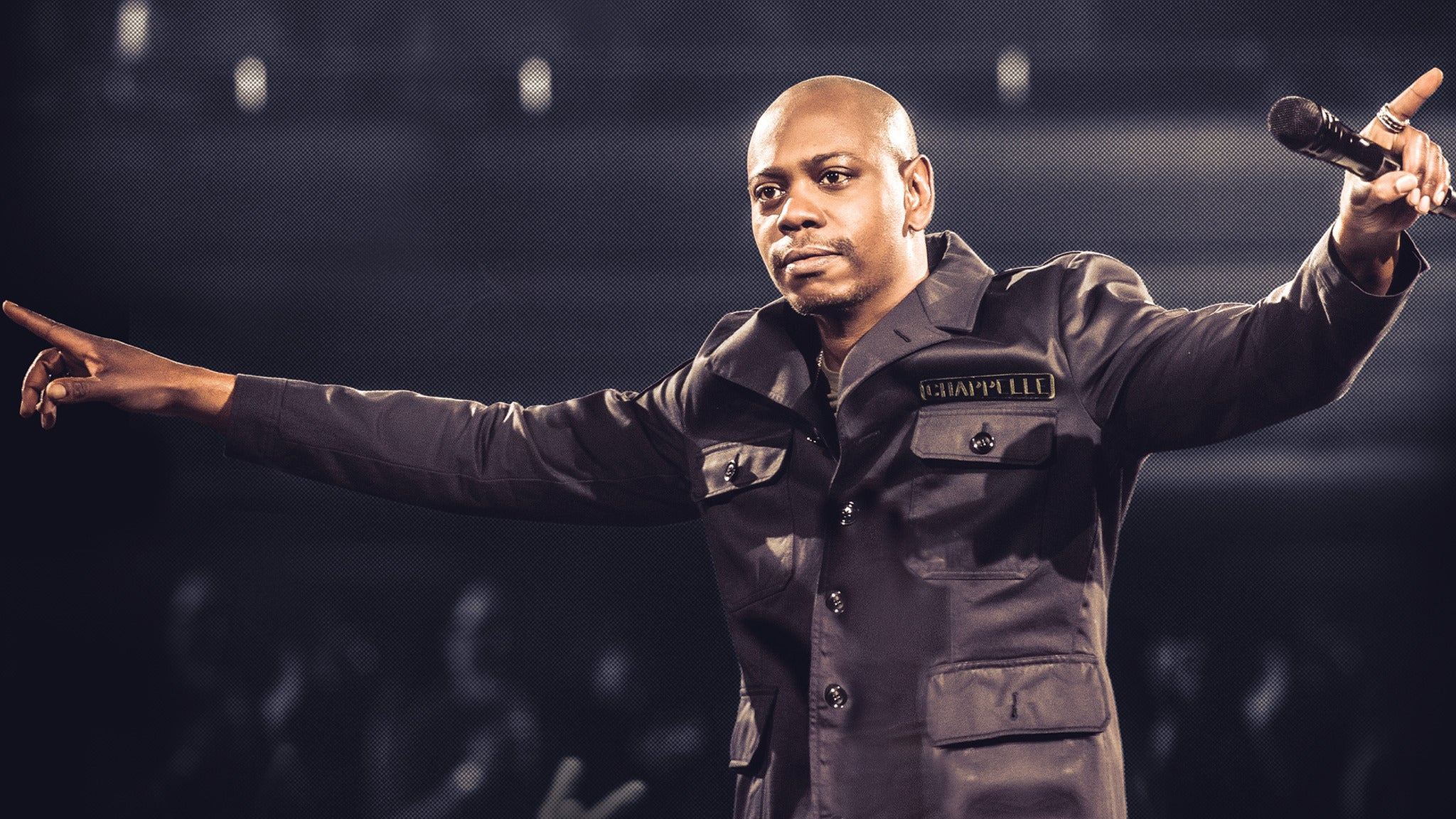 Dave Chappelle at Premier Theater at Foxwoods Resort Casino