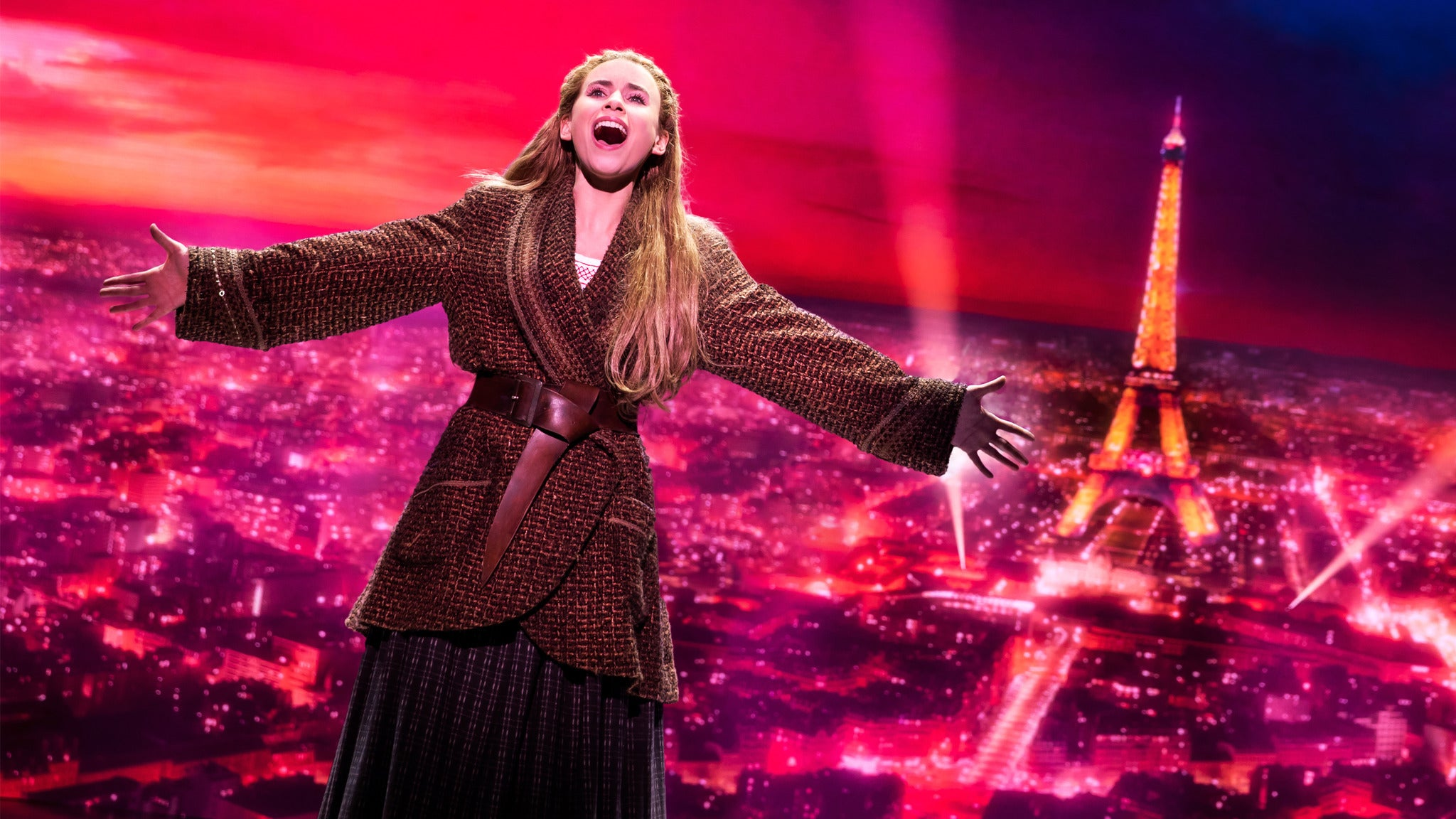 Anastasia at Chapman Music Hall - TPAC