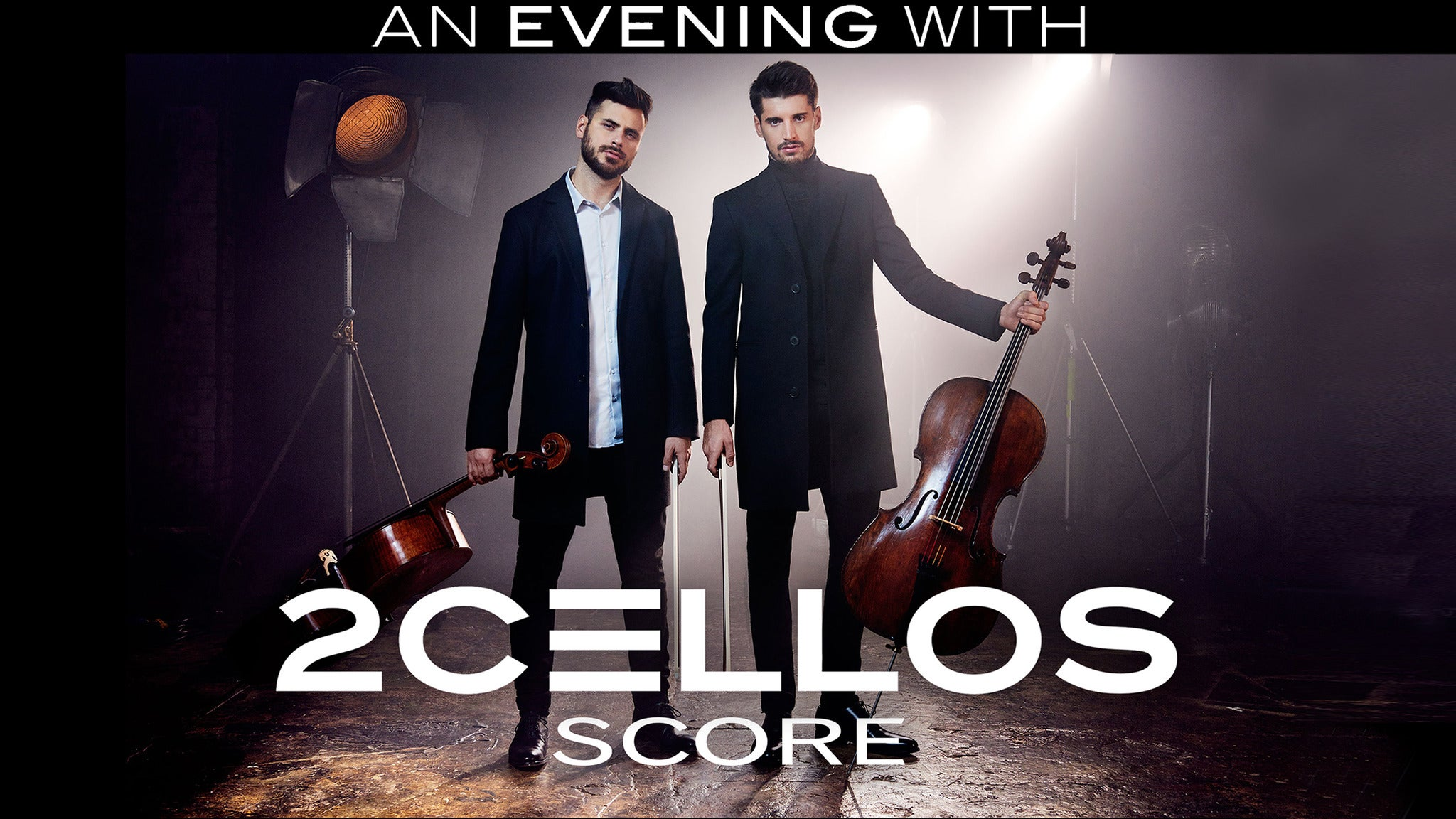 2CELLOS at Erwin Center