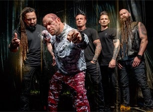 Five Finger Death Punch, 2020-02-10, Мюнхен