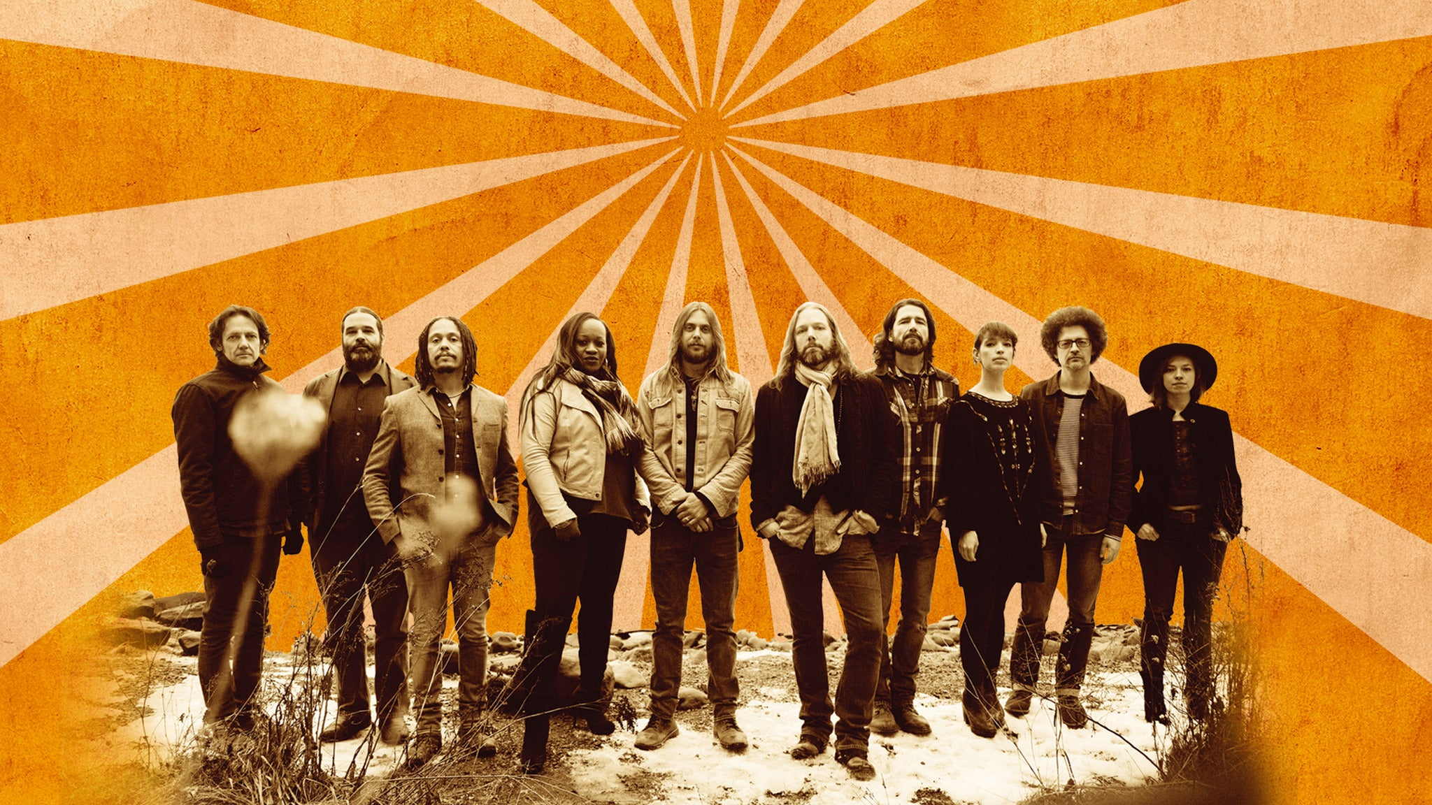 The Magpie Salute at Von Braun Center Arena - Huntsville, AL 35801
