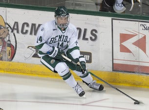 Bemidji State University Beavers Women's Hockey Vs Clarkson