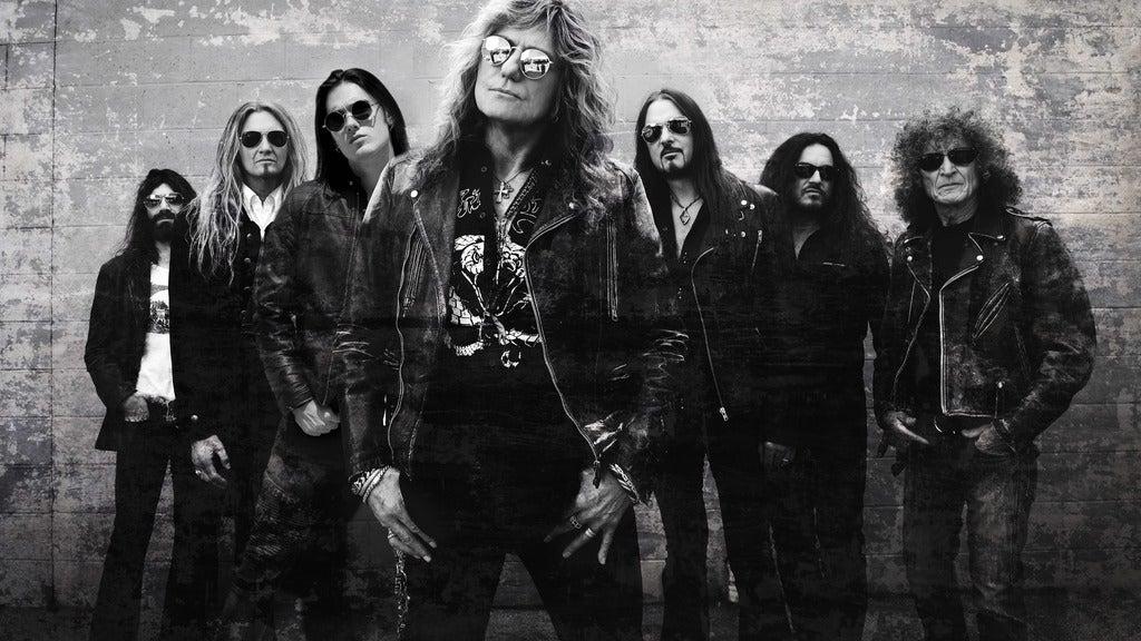Whitesnake, Foreigner + Europe