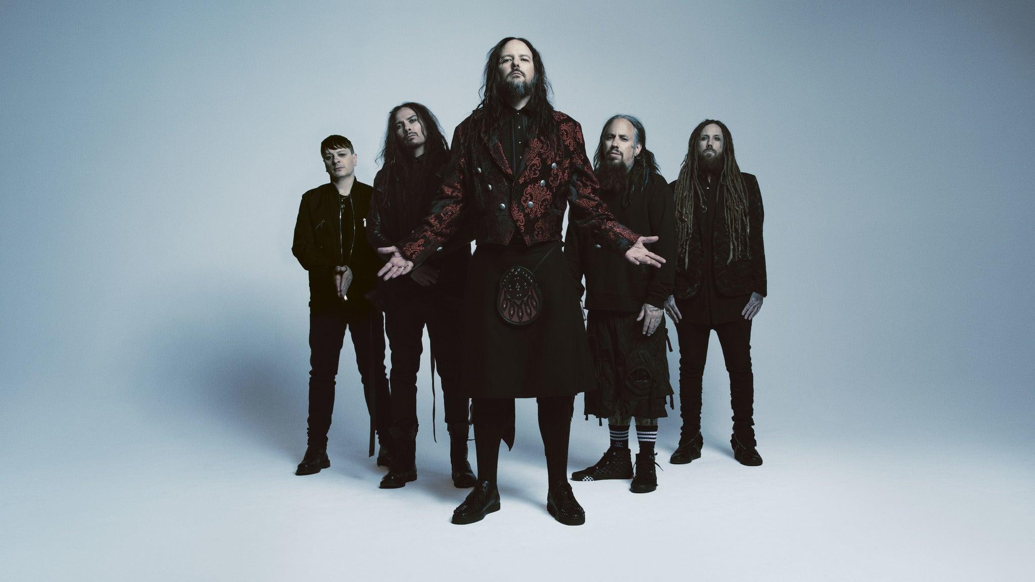 Copyright © Ticketmaster | Korn & Faith No More tickets