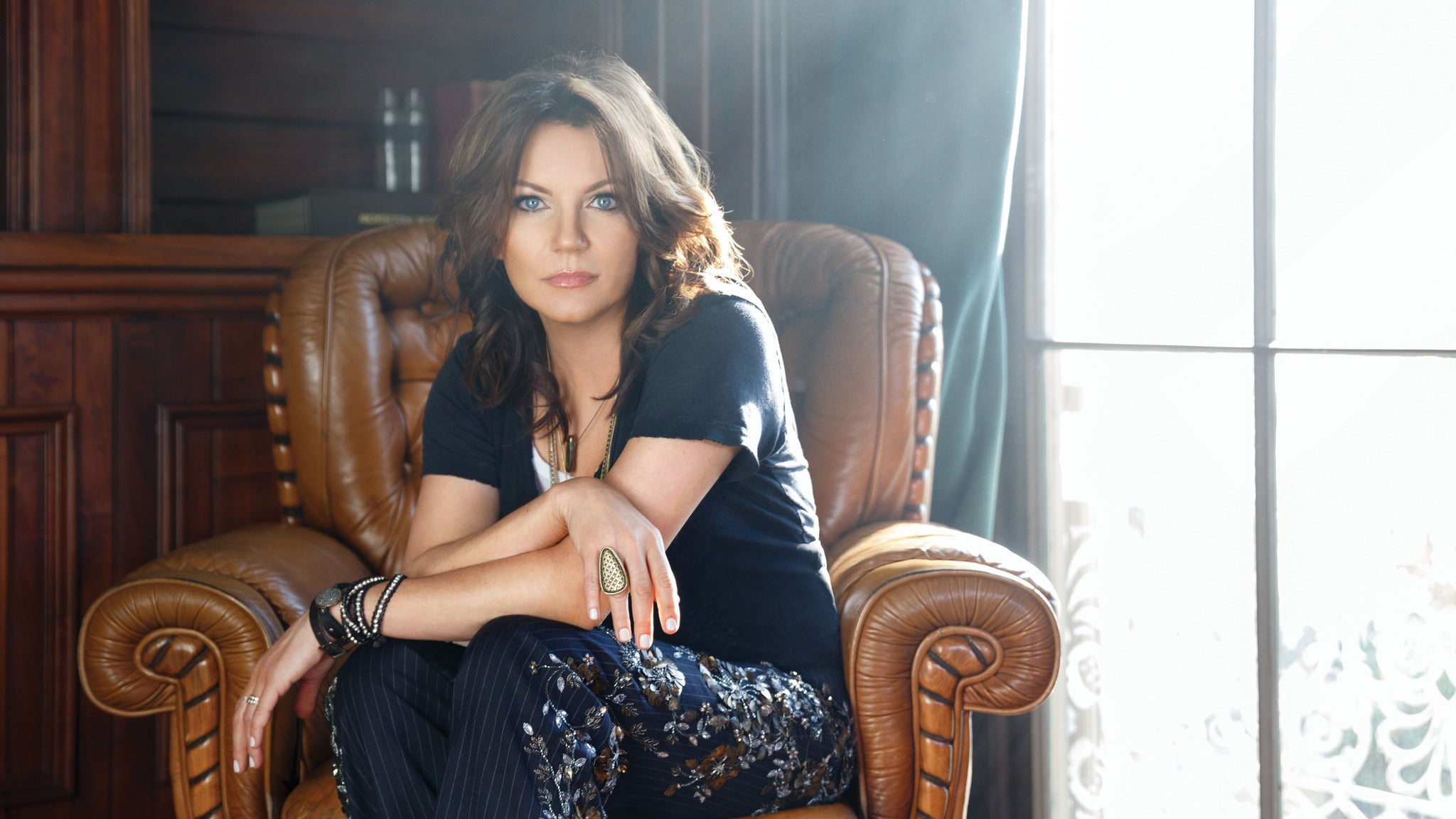 Martina McBride at Berglund Center